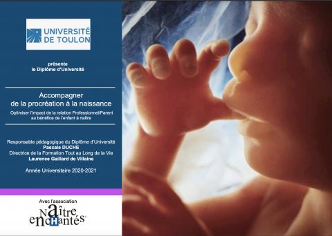 Université de Toulon, Du accompagner, de la procréation à la naissance